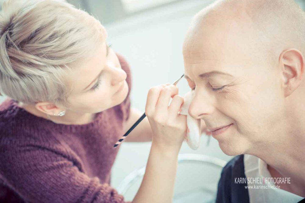Making of  - Fotoshooting mit Marlene Bitzer (4/6)