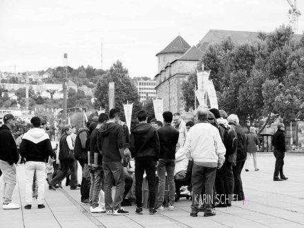 Fotografin Hochzeit Stuttgart Streetphotography