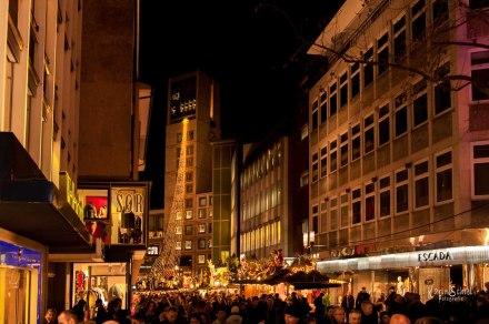 Stuttgart Weihnachtsmarkt  Fotograf  Reise Deutschland