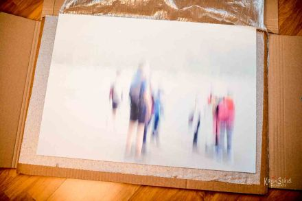Bestellung Wandbild Alu-Dibond Aludibond bei Saal-Digital Test